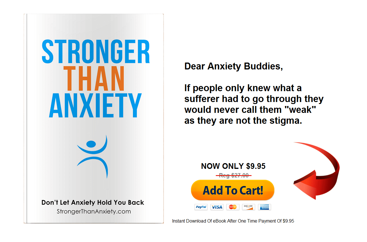 Stronger Than Anxiety Review | Treatment from the Core ...